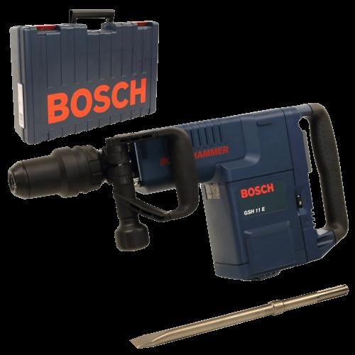 [Tổng hợp] Tất cả thông tin liên quan đến máy đục bê tông Bosch