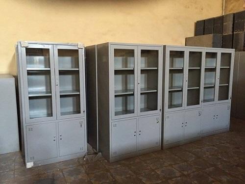 Cần kiểm tra kỹ khi mua tủ sắt văn phòng thanh lý